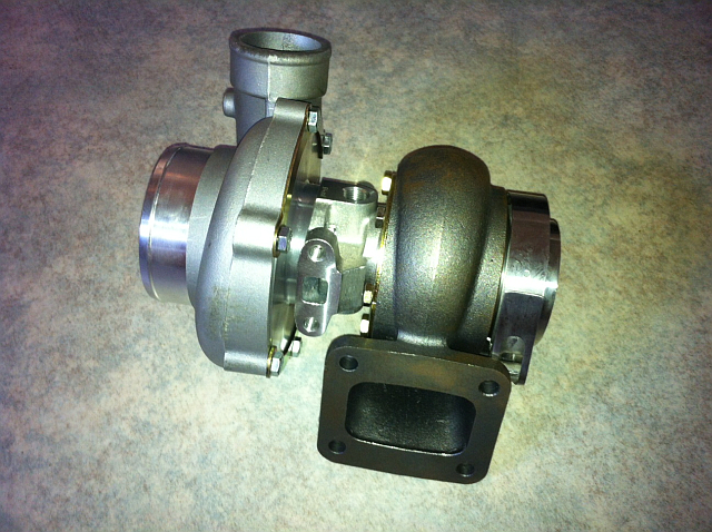 comp turbo triplex ceramic